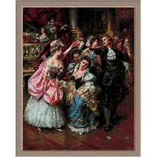 2839.Eduardo Leon Garrido.Farandole du ballet de Marseille