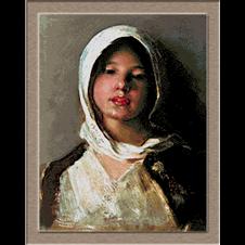 2845.N.Grigorescu countrywoman