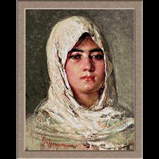 2846.N.Grigorescu.a fiatal paraszt