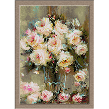 2854.Ruže u vazi