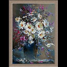 2856.Маргаритки и диви цветя