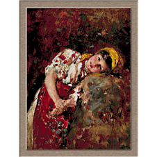 2863.N.Grigorescu-Dreaming