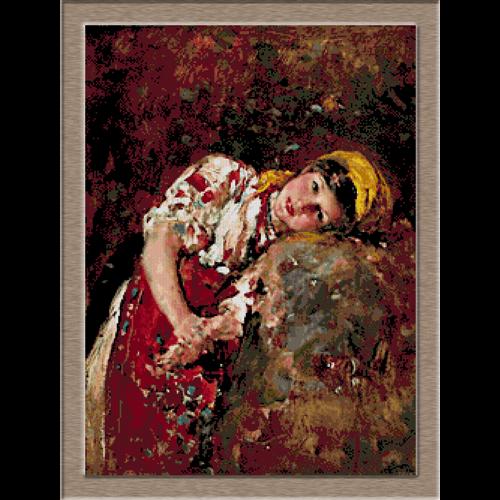 2863.N.Grigorescu-мечтаете