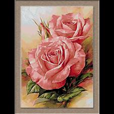 2873.Розови рози