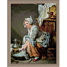 2879.Jean Baptiste Greuze-Launhaljina