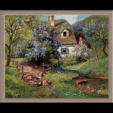 2885.Alois-Arnegger-Късна пролет