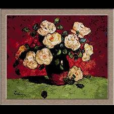 2893.Luchian-Бели рози