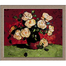 2893.Luchian-White roses