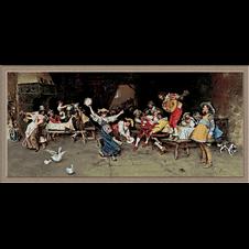 2909.Francesco Vinea-Италианско парти