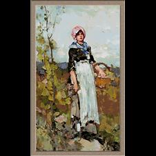 2927.N.Grigorescu-Френски селянин