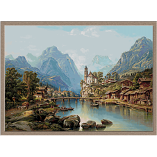 2932.Heinrich Jaeckel-u Tirolu
