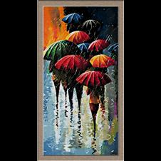 2938.In the rain