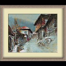 2940.Зима на улицата
