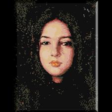 117.Grigorescu Portretul Mariei Nacu
