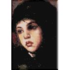 468. Portret de fata