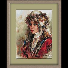 2962.Gyönyörű török nő