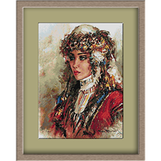 2962.Красива турска жена