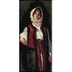 471.Grigorescu - Taranca voioasa