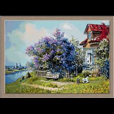 2995.Lilac bush
