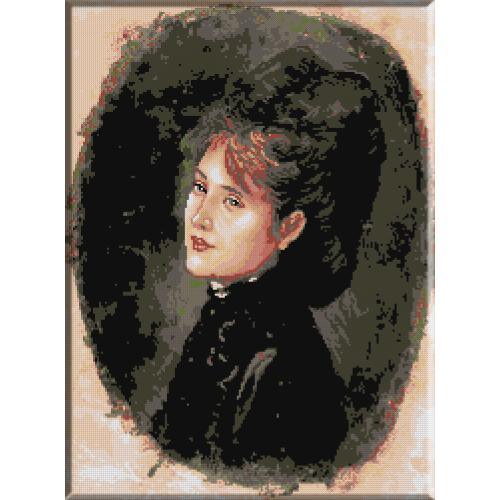 473. Portretul d-nei Alexianu