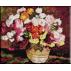 476. Luchian - Oala cu crizanteme