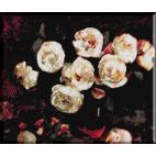 477. Luchian - Trandafiri albi
