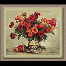 3004.Honorius Cretulescu cveće