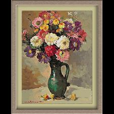 Cretulescu-crizanteme