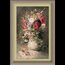 3018.N.Grigorescu Градински цветя