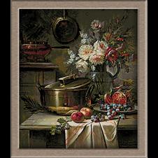 3050.Max Albert Carlier.Roses
