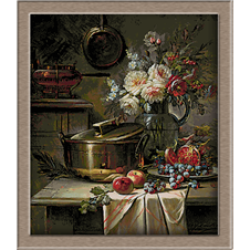 3050.Max Albert Carlier.Ruže