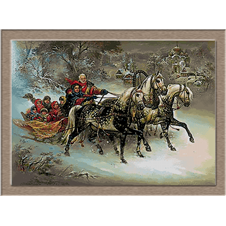 3055.Дядо Коледа идва
