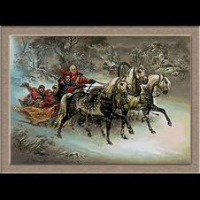 3055.Santa is coming