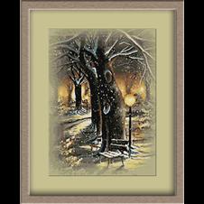 3063.Veronica Minozzi.Magical winter
