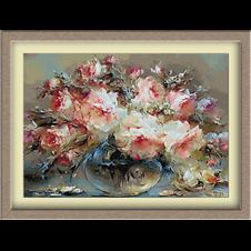 3083.Rózsa vázában