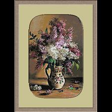 3101.люлякови цветя