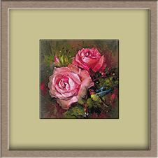 2956.Розови рози