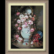 3118.Rózsa és cseresznye