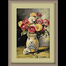 3135.Elena Muller-Stancescu.virágok