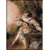 202. Watteau. Cantaretul de serenade