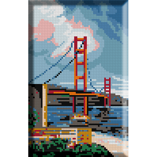 378. Golden Gate