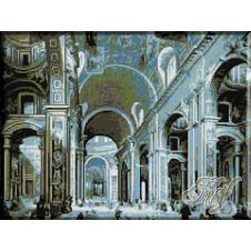 425. Interior San Pietro Roma