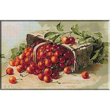 1727. Klein - Cos cu cirese