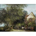 1742.Henry John Boddington - Oprire la han
