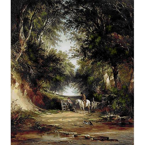 1743. Henry John Boddington - Conversatia