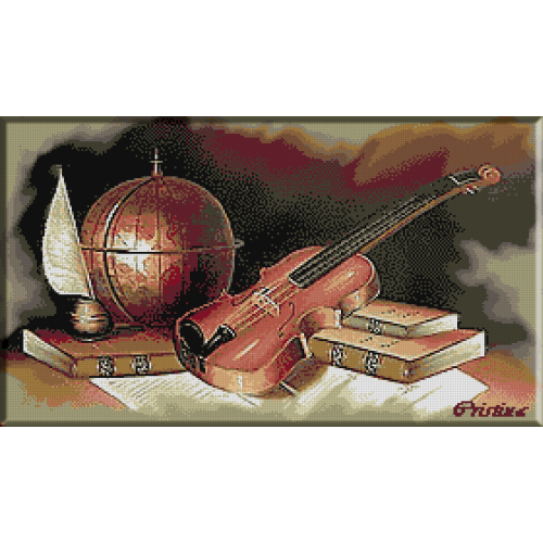 1754. Cristina - Muzica lumii