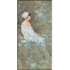 1761. N.Grigorescu - Dupa baie