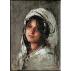 1784.N.Grigorescu - Portretul unei fete