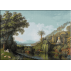 1786.Jacob Philipp Hackert - Gradina engleza in Caserta