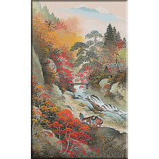 1802. Koukei Kojima - Toamna rosie